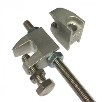 M8 Stainless Steel Premier Flange Clamps
