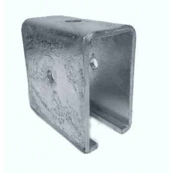 Unistrut Trolley Channel Hanger Galvanised (P1834A)