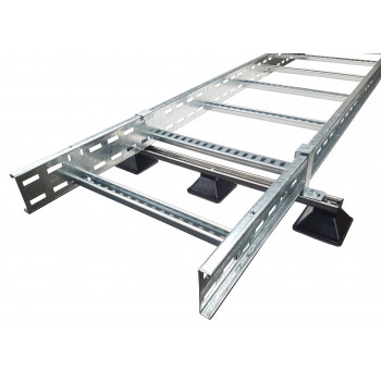 750mm Unitrunk Ladder Floor Assembly