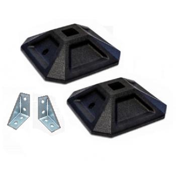 350mm Strut Pro Rubber Feet Set