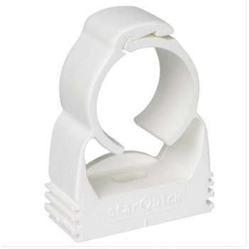 Walraven - 20-23mm starQuick® Clamp (White) x 50 Quantity