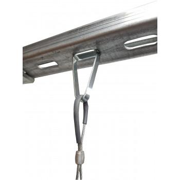 Zip Clip - Zip Wire Strut Hanger