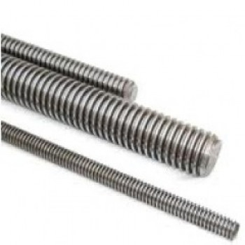 M24 Threaded Rod - High Tensile Steel 8.8 Grade - 1 Meter (HDG)