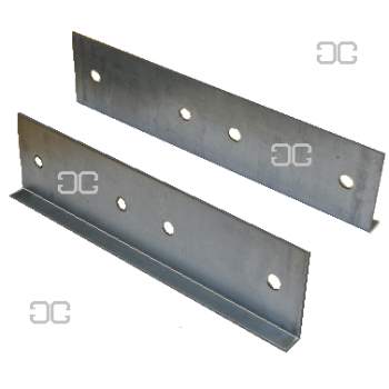Straight Couplers for Heavy Duty Cable Tray (HDG)