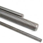 Threaded Bar (A4 Stainless)