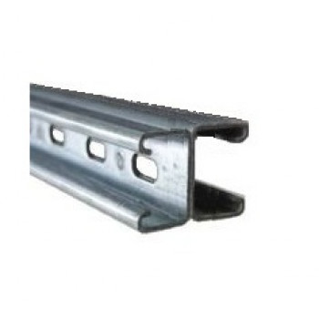 41mm Slotted Channel Back to Back - 1 Metre